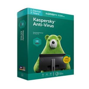 Kaspersky Antivirus 1 User 3 Years