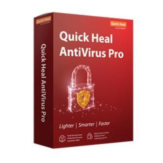 Quick Heal Antivirus Pro 1 PC - 1 Year