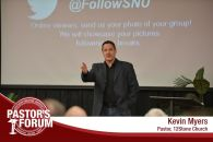 Pastor's Forum 2014 - Kevin Myers