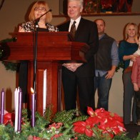A surprise celebration of 50 Years of Ministry for Stan Toler