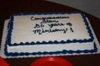Reception celebration