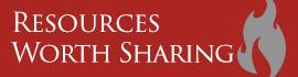 Resources Worth Sharing