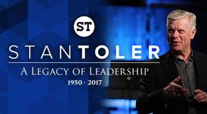Stan Toler - Legacy of Leadership 1950-2017