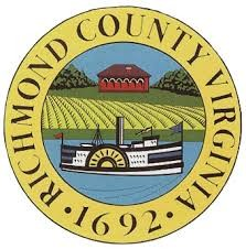 Richmond County Virginia 1692 seal
