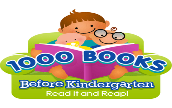 1000 Books Before Kindergarten Read it and Reap!