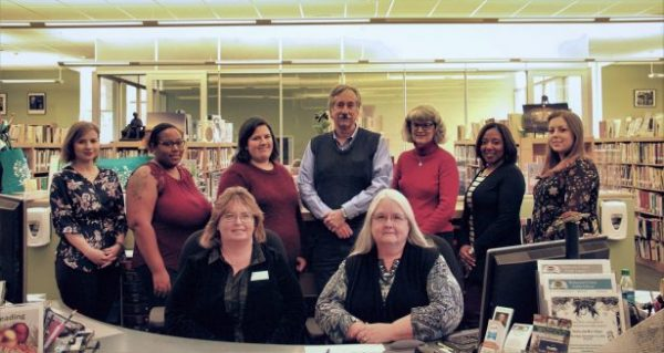 Our library staff and collections are here to serve you - in person or by phone (804) 333-6710