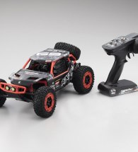Kyosho 2WD AXXE T2 Buggy 1/10 (RTR, 2.4GHz) Black