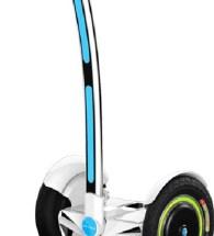 S3 Skuter 520WH WhiteBlue