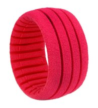 SHAPED INSERT GROOVED RED SOFT TRUGGY