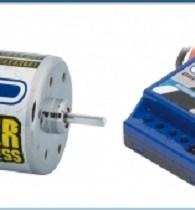 LRP 80628-Brushless Sensored Motor i ESC Combo za 1/10 Crawler