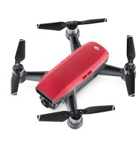 DJI SPARK Fly More Combo Lava Red