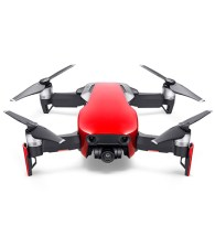DJI Mavic Air (Flame Red) Fly More Combo