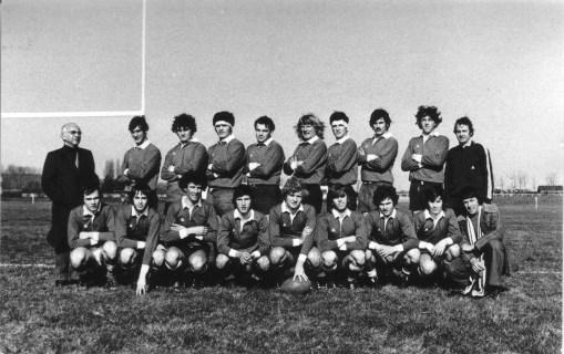 Cadets 1971-1972