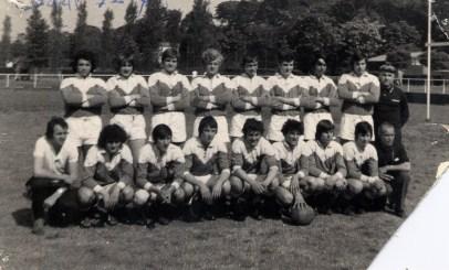 Cadets 1972-1973