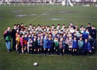 Ecole de Rugby 1999-2000