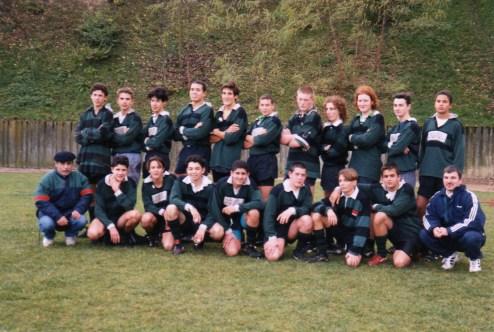 Juniors 1997-1998