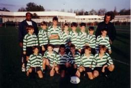 Minimes 1995-1996