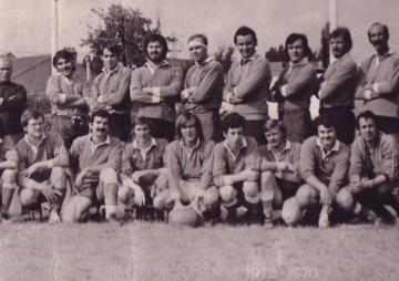 Séniors 1975-1976