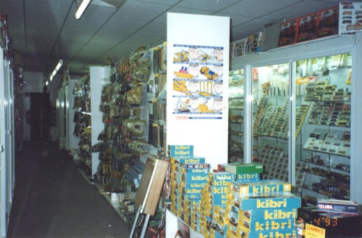Yennora Hobbies in 1993