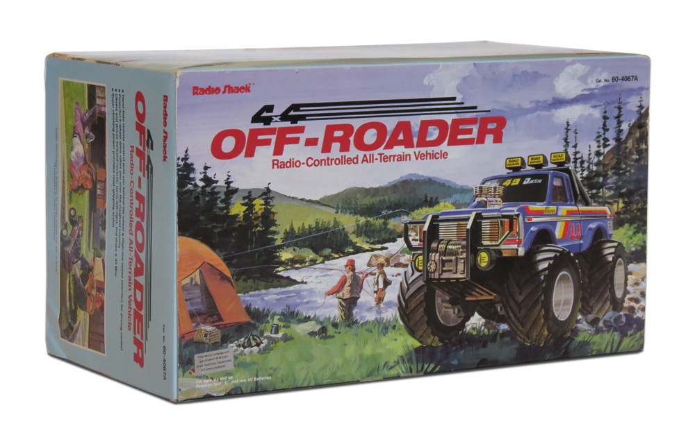Tandy/Radio Shack 4x4 Off-Roader (1985)