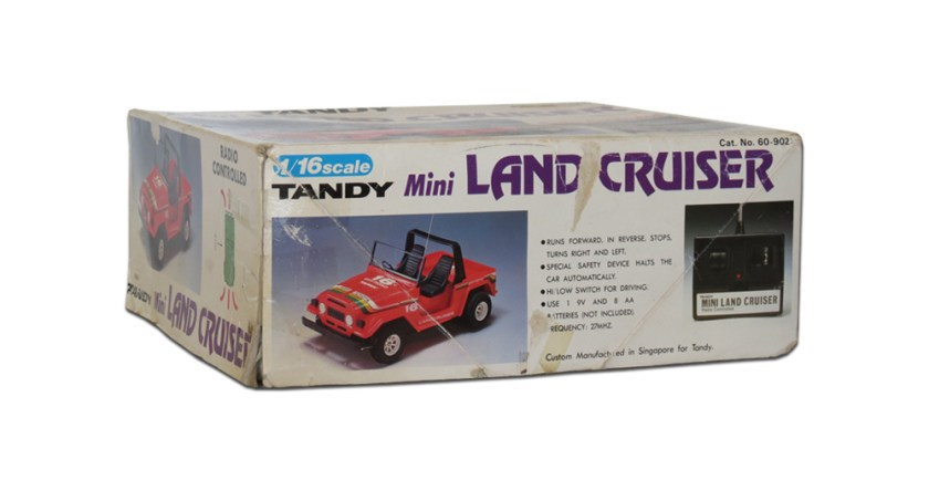 Tandy / Radio Shack Mini Land Cruiser