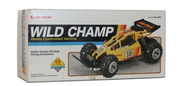 Tandy/Radio Shack Wild Champ