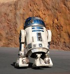 R2D2 from Star Wars