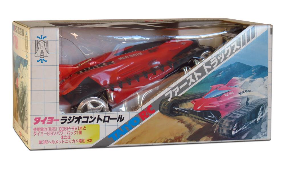 Taiyo Fast Traxx (1990)