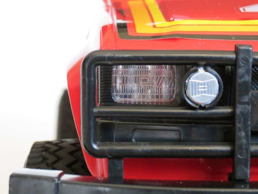 Nikko Toyota HiLux 4WD