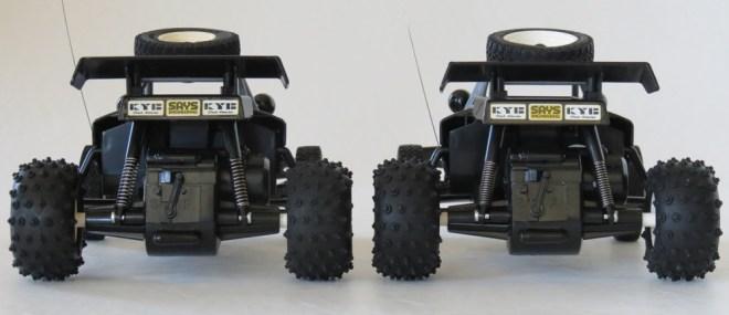 Taiyo Jet Hopper Mk1 vs Mk2