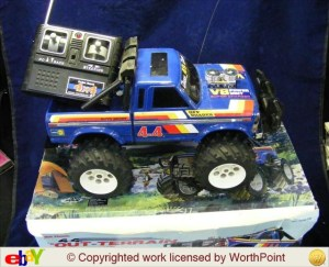 Tandy 4x4 Off Roader Mk2
