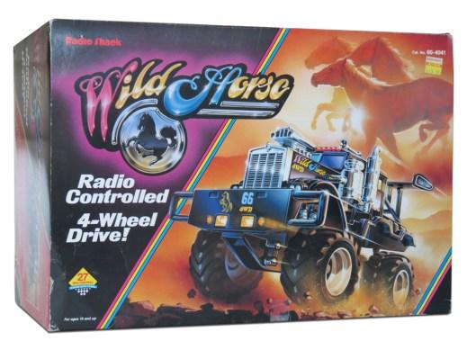 Tandy / Radio Shack Wild Horse