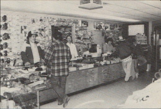 The Ranch Pit Shop , San Diego California, USA in 1986