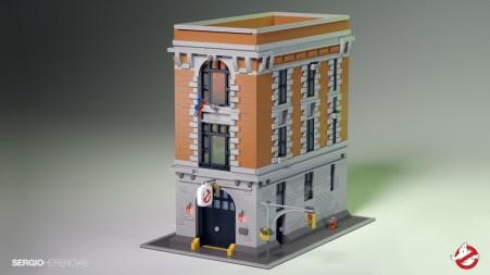 LegoGhostbustersHQ