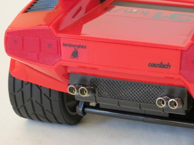 Taiyo Lamborghini Countach LP500S