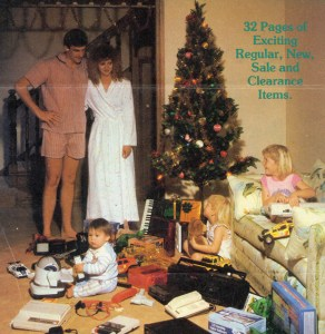 Tandy Christmas Sale And Gift Catalogue 1987