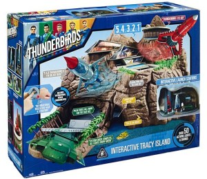 The Thunderbirds are one of many retro brands with a new range of toys currently in stores.