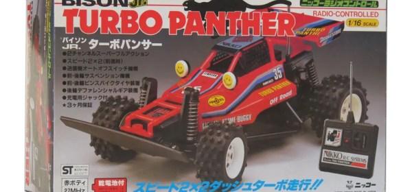 Nikko Turbo Panther (1986)