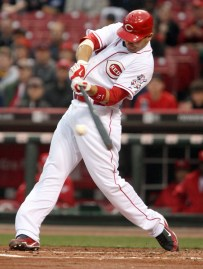 Joey Votto - Contact