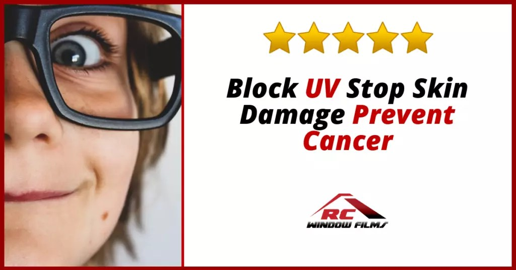 Protect kids from skin cancer - get window tint for you home