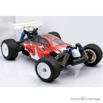1 18 Brushless 4wd Buggy Rtr