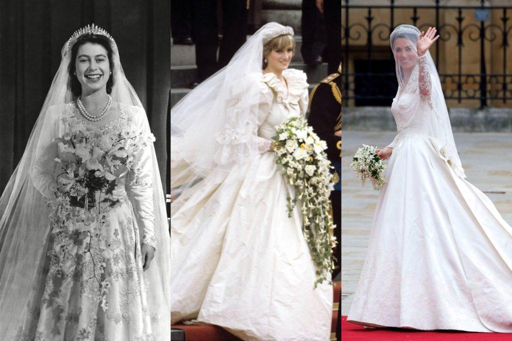 Kate Middleton Perfume: Perfumes British Royal Brides Wore