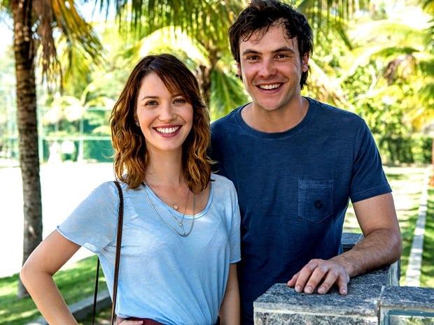 Nathalia Dill e Sergio Guizé terminam namoro de pouco mais de dois anos.