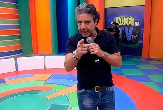 """João Kleber voltará a comandar o """"Você na TV"""", de segunda a sexta, no início das noites"""