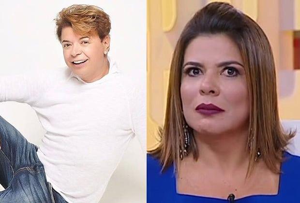 """David Brazil se irrita com Mara Maravilha, detona a apresentadora e depois apaga: """"A máscara caiu"""""""