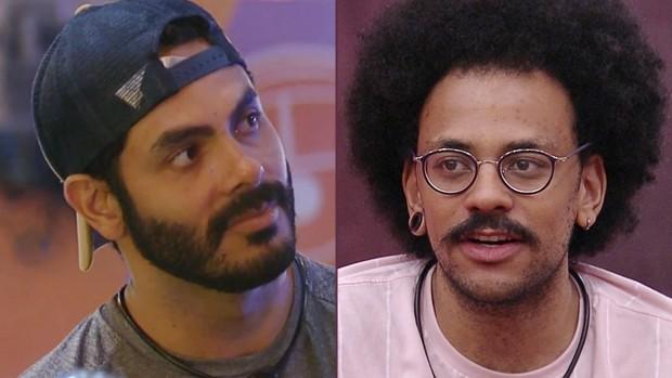 BBB 2021: Rodolffo dá trégua a João Luiz com gesto de conciliação | RD1