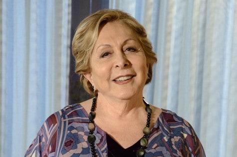 Aracy Balabanian viverá diretora de TV na série
