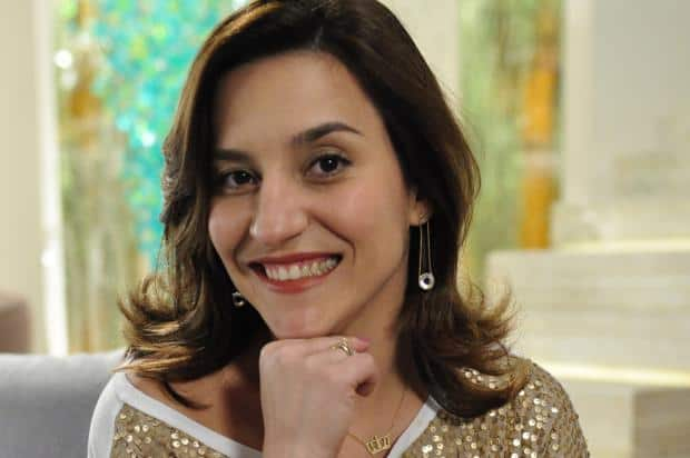 Simone Gutierrez já tem experiência sobre canto e dança