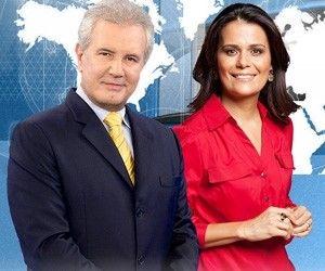 Celso Freitas e Adriana Araújo