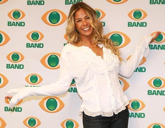 A história de Adriane na Band pode não ter acabado